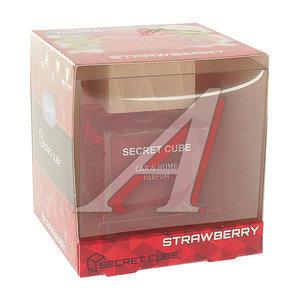 Ароматизатор на панель жидкостной (strawberry) 50мл Secret Cube TASOTTI Secret Cube/strawberry, TASOTTI