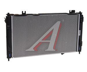 Радиатор ВАЗ-2190 в сборе с электровентилятором 21902-1300010-01,