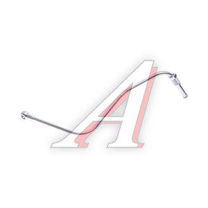 Трубка SSANGYONG Rexton (03-) масляная турбокомпрессора выходная OE 6651801420