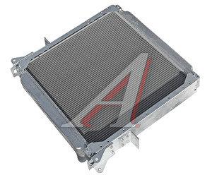 Радиатор МАЗ-437030,437041,437130 алюминиевый 3-х рядный дв.Deits ШААЗ 437030-1301010-001, 437030А-1301010