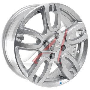 Диск колесный литой CHEVROLET Aveo (-10) R15 GM44 S REPLICA 4х100 ЕТ45 D-56,6