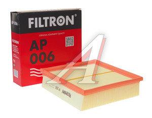 Фильтр воздушный FILTRON AP006, LX220