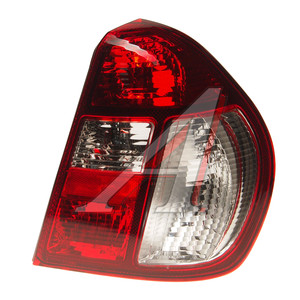 Фонарь задний RENAULT Clio седан (98-) правый TYC 11-A001-A1-6B, 551-1932R-UE-CR, 8200403982