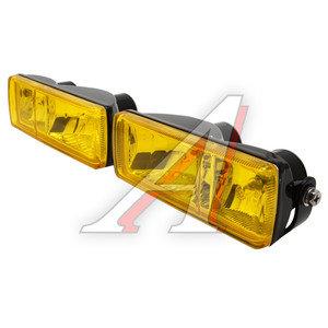 Фара противотуманная Yellow комплект SIRIUS NS-159Y