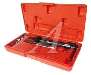 Набор инструментов для восстановления резьбы свечей зажигания (пружинная вставка М18х1.5) 5шт. JTC JTC-4313