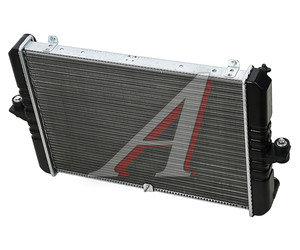 Радиатор ГАЗ-3302 алюминиевый 2-х рядный С/О ПЕКАР 33021-1301000, 3302-1301010, ЛР3302.1301010