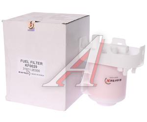Фильтр топливный HYUNDAI Tucson KIA Sportage (06-) (2.0) KORTEX KF0029, 31911-2E000
