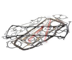 Прокладка двигателя ГАЗ-405,406 ЕВРО-3 полный комплект с ГБЦ-металл (21шт.) паронит ПАК-АВТО 40624-100*РК, 2144, 40624.1008080