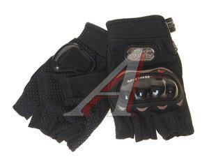 Перчатки мото MCS-04 черные L MCS-04,