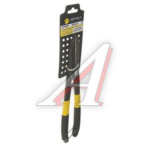 Ножницы по металлу 250мм пряморежущие усиленные ЭВРИКА ER-20525
