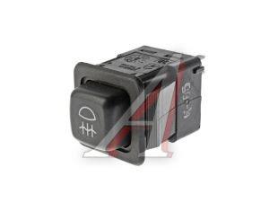 Выключатель М-2141 противотуманных фонарей (кнопка) АВАР 375.3710-06.02 12V, 375.3710-06.02М, 375.3710-06.02