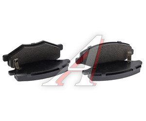 Колодки тормозные CHERY Amulet (06-) передние (4шт.) SANGSIN SP2092, A11-6GN3501080