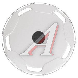 Колпак колеса R22.5 заднего пластик (белый) АВТОТОРГ АТ-9202