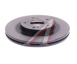 Диск тормозной HONDA Accord (08-13) передний (1шт.) TRW DF6432S, 45251-TL1-G00/45251-TL1-G01