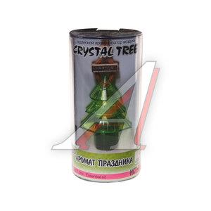 Ароматизатор подвесной жидкостный (аромат праздника) 5мл Crystal tree FKVJP HCT-170