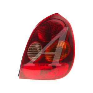 Фонарь задний TOYOTA Corolla хетчбек (-97) правый TYC 11-A145-05-2B, 212-19R5R-LD, 81550-1E130