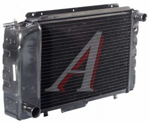 Радиатор ГАЗ-3102 медный 3-х рядный ЛРЗ 3102-1301010, 3102-1301010-10