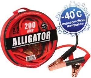 Провода для прикуривания 200А 2.5м ALLIGATOR ALLIGATOR BC-200, BC-200