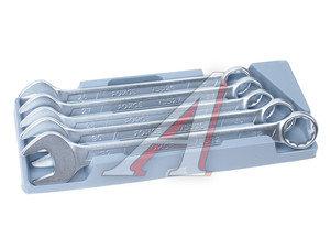 Набор ключей комбинированных 26-32мм 5 предметов в ложементе изгиб 15град. FORCE F-5052