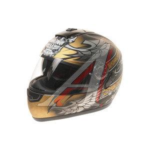 Шлем мото (интеграл) MICHIRU Phoenix (с солнцезащитным стеклом) MI 166 S, 4627072925510