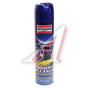 Полироль пластика без запаха матовый 400мл AREXONS 7120/7320, 7120/7320,