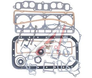 Прокладка двигателя ЗМЗ-410 полный комплект ЗОЛОТАЯ СЕРИЯ ЗМЗ 410-3906022-100, 4100-03-9060221-00