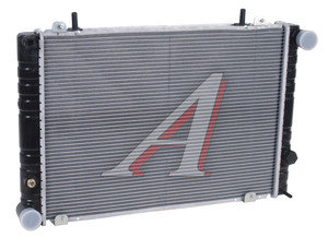 Радиатор ГАЗ-2217,33021 алюминиевый, дв.ЗМЗ-4063,УМЗ-4216 (до 2008г.) ШААЗ 330242-1301010, 330242А-1301010