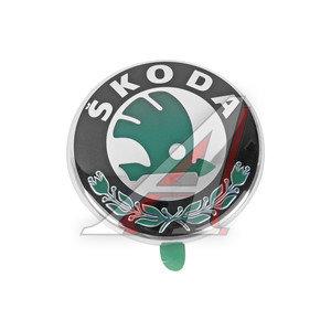 Эмблема SKODA OE 1U0853621CMEL