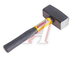Кувалда 2кг фибергласовая обрезиненная ручка 45152/116110, 116110