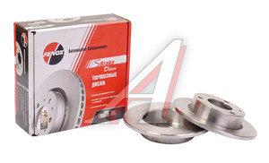Диск тормозной ВАЗ-1111 комплект FENOX 1111-3501070, TB2111O3