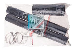 Патрубок МАЗ радиатора комплект 3шт. (с хомутами) ТК МЕХАНИК 5336-1303000, 02-13-61М