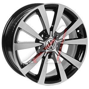 Диск колесный литой VW Tiguan R16 VW80 BFP REPLICA 5х112 ЕТ33 D-57,1