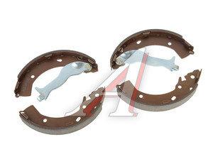 Колодки тормозные HYUNDAI Getz задние барабанные (c АБС) (4шт.) SANGSIN SA133, GS8707, 58305-1CA10