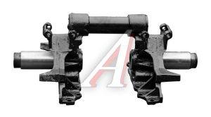 Кронштейн МАЗ балансира со стяжкой 10 отверстий ОАО МАЗ 5516-2918140, 55162918140