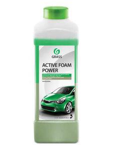 Шампунь для грузового авто двухкомпонентный ACTIVE FOAM POWER 1кг GRASS GRASS, 113140