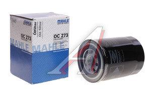 Фильтр масляный NISSAN Primera (P11,P12),Almera (N15),Terrano (R20) (D/TD) MAHLE OC273, 15208-40L02