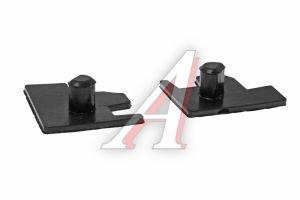 Прокладка ЗИЛ-130 крышки коленвала задней комплект 111-1005166/67, 111-1005166