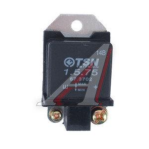 Реле регулятор напряжения ЗИЛ-131,УАЗ TSN 67.3702/2702.3702, 1.5.75, 2702.3702