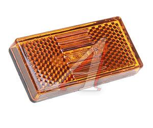 Фонарь габаритный оранжевый 24V ТЕХАВТОСВЕТ 50.3731-02