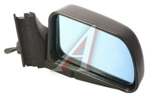 Зеркало боковое ВАЗ-2105 правое антиблик голубое Политех-Р-5рта/СПл, 21056-8201050
