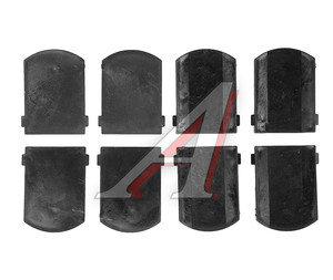 Прокладка ГАЗ-2410 рессоры противоскрипная комплект 24-2912121-10/01