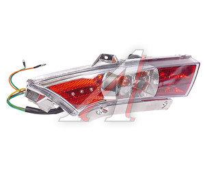 Фонарь задний скутера SONIK Corsa XFCB-14-02-00-00,