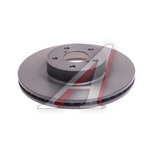 Диск тормозной SUBARU Forester передний (1шт.) BREMBO 09.5674.21, DF1437, 26300-AE070/26310-AA092/26310-AA121