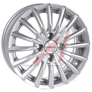 Диск колесный литой CHEVROLET Cobalt OPEL Corsa R14 Акцент БП КС-641 K&K 4х100 ЕТ39 D-56,6