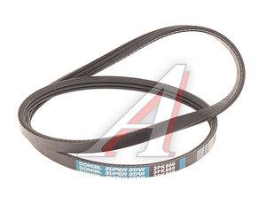 Ремень приводной поликлиновой 3PK860 TOYOTA Prius (03-) DONGIL 3PK860, 90916-02570