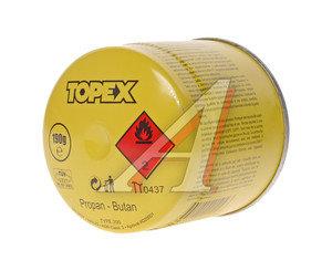 Газ бутан 190г цанговый TOPEX 44E151,