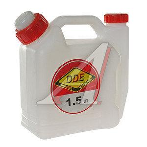 Канистра 1.5л для топливной смеси с дозатором DDE 647-703