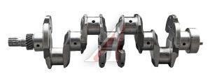 Вал коленчатый ЗИЛ-5301 под 2 шпонки,шлиц (7 отверстий) ММЗ 245-1005015-А, 245-1005015-АУ