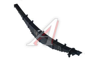 Рессора ЗИЛ-130 задняя без ушка (16 листов) L=1601мм ЧМЗ 130Д-2912010