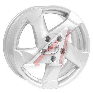 Диск колесный литой RENAULT Duster NISSAN Terrano (14-) R16 КС-632 K&K 5х114,3 ЕТ50 D-66,1